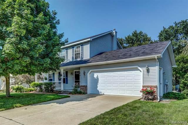 120 Ridgeview, Grass Lake, MI 49240 (MLS #R2210059145) :: Berkshire Hathaway HomeServices Snyder & Company, Realtors®