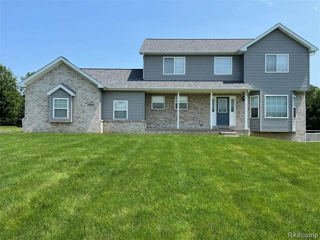 13049 Keweenaw, Linden, MI 48451 (MLS #R2210059483) :: Berkshire Hathaway HomeServices Snyder & Company, Realtors®