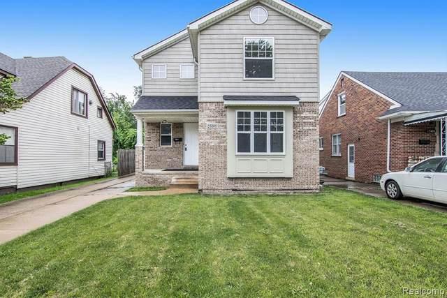 23389 Easterling Avenue, Hazel Park, MI 48030 (MLS #R2210055503) :: Berkshire Hathaway HomeServices Snyder & Company, Realtors®