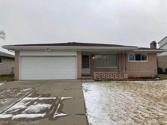 4138 Dickson Drive, Sterling Heights, MI 48310 (MLS #R2210059595) :: Berkshire Hathaway HomeServices Snyder & Company, Realtors®