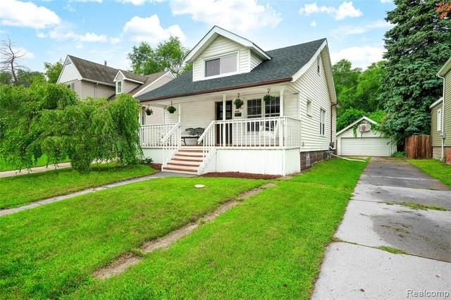 811 Saint Louis Street, Ferndale, MI 48220 (MLS #R2210057555) :: Berkshire Hathaway HomeServices Snyder & Company, Realtors®