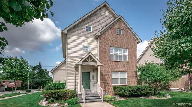 4305 Aretha Avenue #4, Detroit, MI 48335 (MLS #R2210059467) :: Berkshire Hathaway HomeServices Snyder & Company, Realtors®