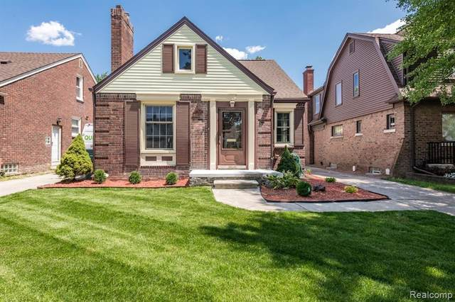 718 N Waverly Street, Dearborn, MI 48128 (MLS #R2210060297) :: Berkshire Hathaway HomeServices Snyder & Company, Realtors®