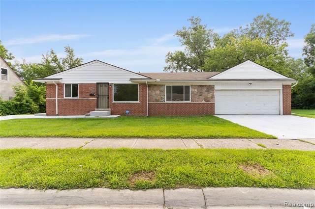 3513 Irene Street, Bal Of Wayne Co, MI 48141 (MLS #R2210060395) :: Berkshire Hathaway HomeServices Snyder & Company, Realtors®