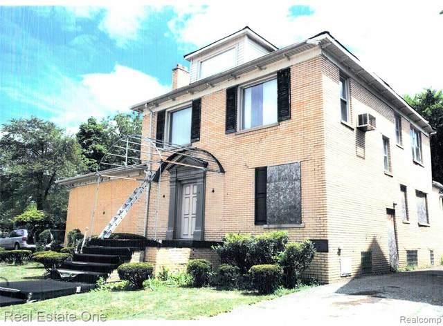 15050 Dexter Avenue, Detroit, MI 48238 (MLS #R2210053664) :: Berkshire Hathaway HomeServices Snyder & Company, Realtors®