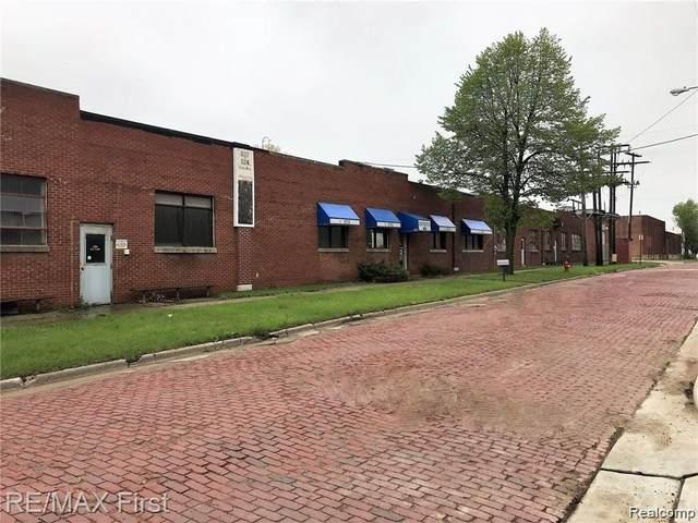 522 Hupp Avenue, Jackson, MI 49203 (MLS #R2210054560) :: Berkshire Hathaway HomeServices Snyder & Company, Realtors®