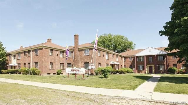 15860 Joy Road, Detroit, MI 48228 (MLS #R2210058229) :: Berkshire Hathaway HomeServices Snyder & Company, Realtors®