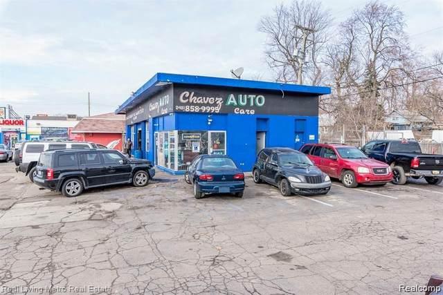 658 E Chavez Avenue, Pontiac, MI 48340 (MLS #R2210058494) :: Berkshire Hathaway HomeServices Snyder & Company, Realtors®