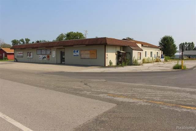4002 Estey Road, Rhodes, MI 48652 (MLS #R2210060265) :: Berkshire Hathaway HomeServices Snyder & Company, Realtors®