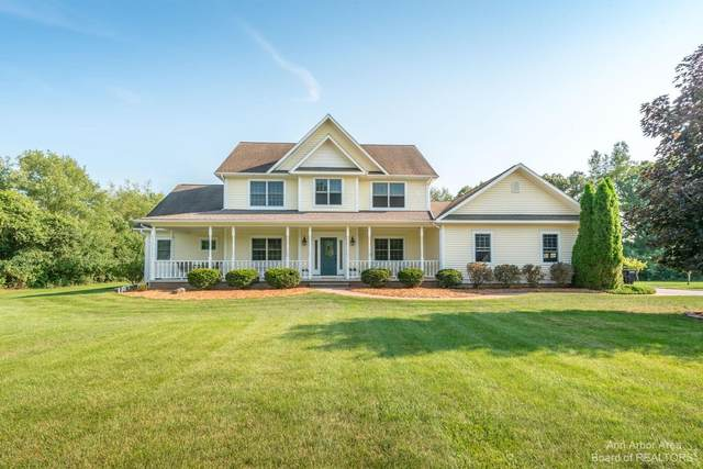 8793 Dexter Gables Lane, Dexter, MI 48130 (MLS #3282893) :: Berkshire Hathaway HomeServices Snyder & Company, Realtors®