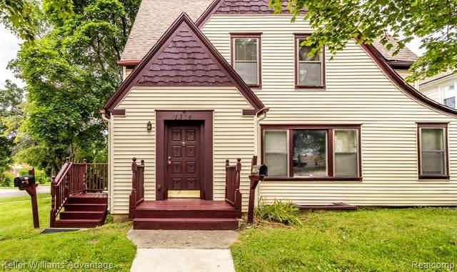 1306 Washtenaw Road, Ypsilanti, MI 48197 (MLS #R2210059281) :: Berkshire Hathaway HomeServices Snyder & Company, Realtors®