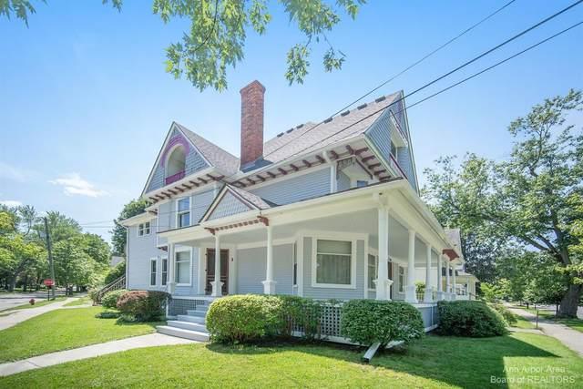 252 Park Street, Chelsea, MI 48118 (MLS #3282927) :: Berkshire Hathaway HomeServices Snyder & Company, Realtors®