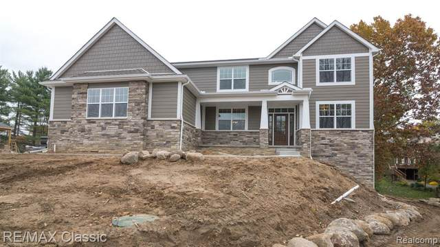 4235 Potts Drive, Dexter, MI 48130 (MLS #R2210060921) :: Berkshire Hathaway HomeServices Snyder & Company, Realtors®