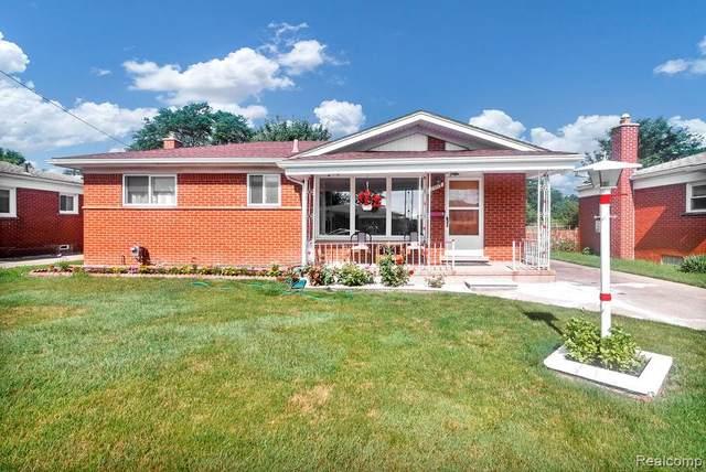 23713 Panama Avenue, Warren, MI 48091 (MLS #R2210060981) :: Berkshire Hathaway HomeServices Snyder & Company, Realtors®