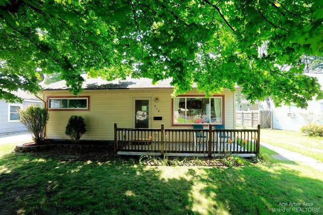 616 Glenwood, Ypsilanti, MI 48198 (MLS #3282788) :: Berkshire Hathaway HomeServices Snyder & Company, Realtors®