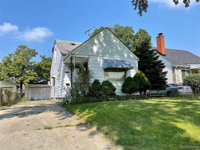 21051 Panama Street, Warren, MI 48091 (MLS #R2210060391) :: Berkshire Hathaway HomeServices Snyder & Company, Realtors®