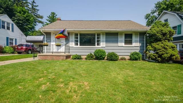 709 Collegewood Street, Ypsilanti, MI 48197 (MLS #3282885) :: Berkshire Hathaway HomeServices Snyder & Company, Realtors®