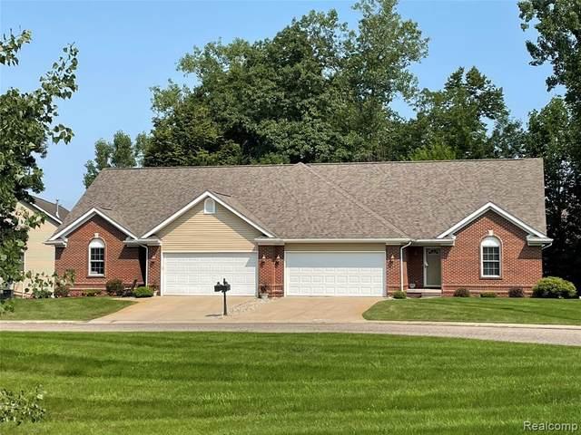 5507 White Spruce, Linden, MI 48451 (MLS #R2210061345) :: Berkshire Hathaway HomeServices Snyder & Company, Realtors®