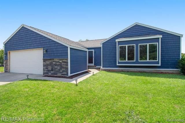 4624 Bradley Road, Gregory, MI 48137 (MLS #R2210060514) :: Berkshire Hathaway HomeServices Snyder & Company, Realtors®