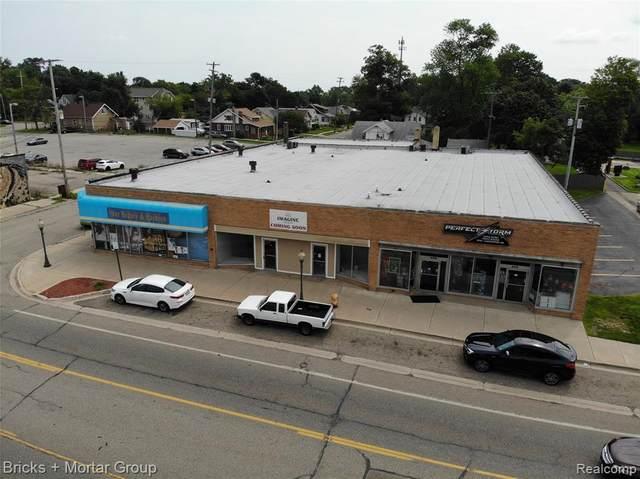665 Capital Ave Sw, Battle Creek, MI 49015 (MLS #R2210061502) :: Berkshire Hathaway HomeServices Snyder & Company, Realtors®