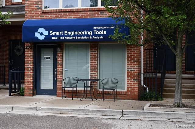 209 Legato Drive #23, Walled Lake, MI 48390 (MLS #R2210061641) :: Berkshire Hathaway HomeServices Snyder & Company, Realtors®