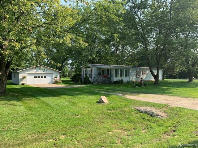 5312 Southampton Drive, Lapeer, MI 48446 (MLS #R2210061693) :: Berkshire Hathaway HomeServices Snyder & Company, Realtors®