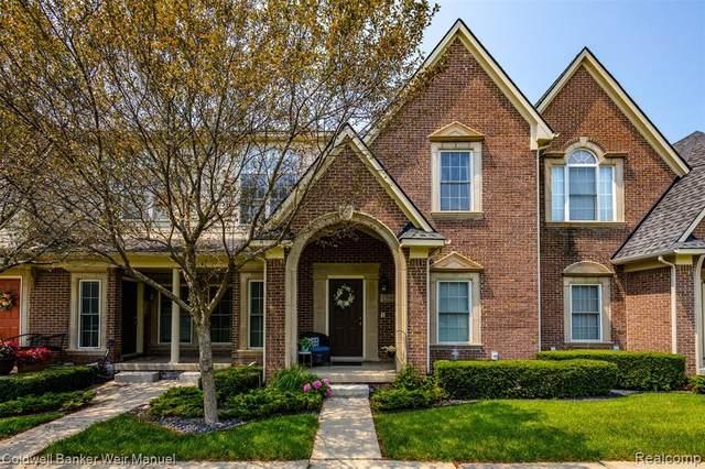 1598 W Lakeview Lane, Canton, MI 48187 (MLS #R2210060934) :: Berkshire Hathaway HomeServices Snyder & Company, Realtors®