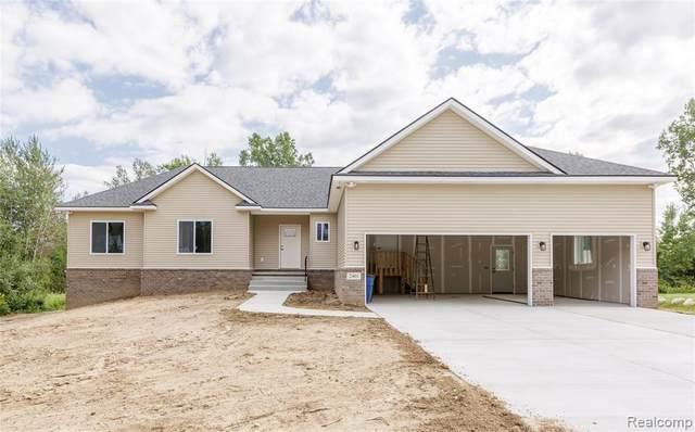 1400 Hailee's Way, Lapeer, MI 48455 (MLS #R2210061721) :: Berkshire Hathaway HomeServices Snyder & Company, Realtors®