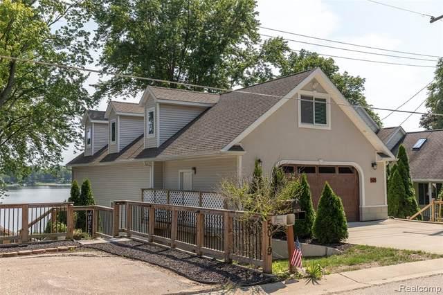 5025 Harp Drive, Linden, MI 48451 (MLS #R2210061733) :: Berkshire Hathaway HomeServices Snyder & Company, Realtors®