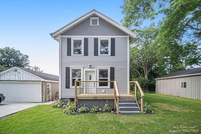 691 Church Street, Grass Lake, MI 49240 (MLS #3283010) :: Berkshire Hathaway HomeServices Snyder & Company, Realtors®