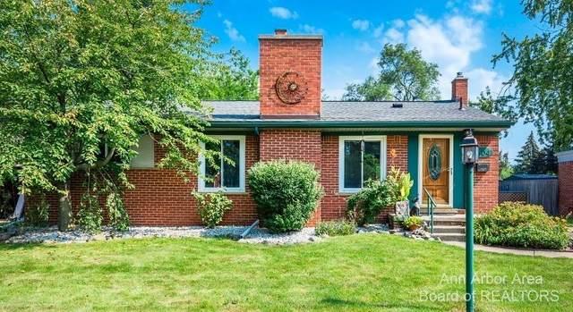 1604 Whittier Road, Ypsilanti, MI 48197 (MLS #3282808) :: Berkshire Hathaway HomeServices Snyder & Company, Realtors®
