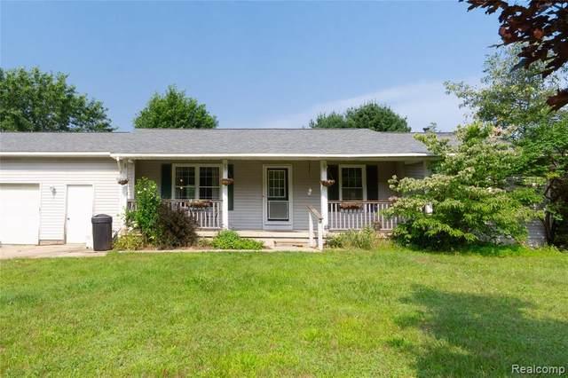 5048 Dutton Road, Gregory, MI 48137 (MLS #R2210059399) :: Berkshire Hathaway HomeServices Snyder & Company, Realtors®