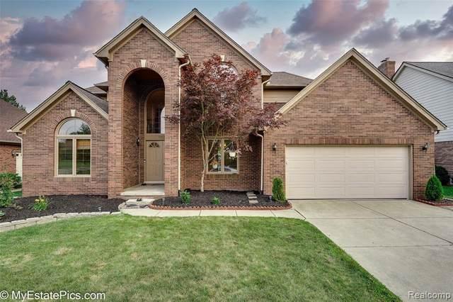 45415 Indian Creek, Canton, MI 48187 (MLS #R2210061824) :: Berkshire Hathaway HomeServices Snyder & Company, Realtors®