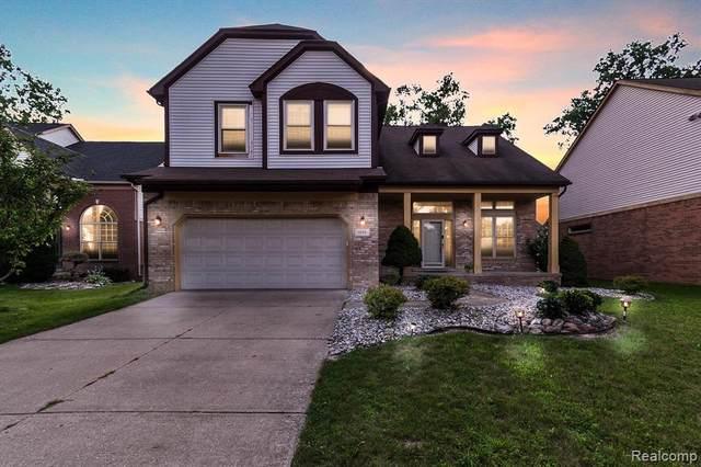 1636 Brookdale Drive, Canton, MI 48188 (MLS #R2210061610) :: Berkshire Hathaway HomeServices Snyder & Company, Realtors®