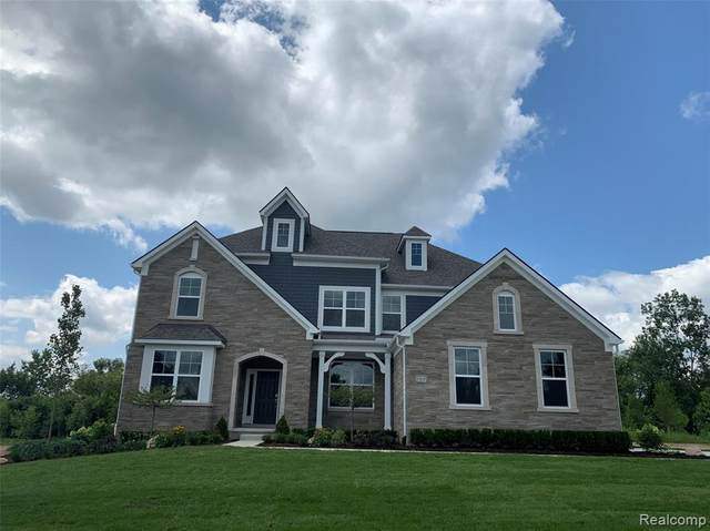 7317 Evergreen Trail, Canton, MI 48187 (MLS #R2210061963) :: Berkshire Hathaway HomeServices Snyder & Company, Realtors®