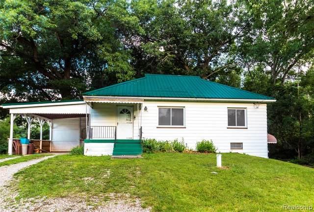 1759 Millville Road, Lapeer, MI 48446 (MLS #R2210061820) :: Berkshire Hathaway HomeServices Snyder & Company, Realtors®