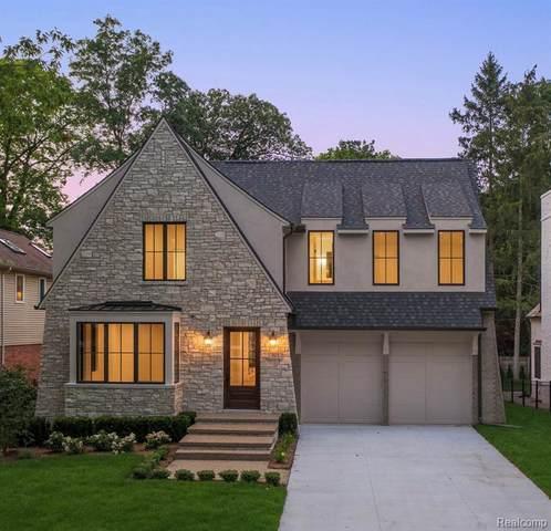 701 Wimbleton Drive, Birmingham, MI 48009 (MLS #R2210060437) :: Berkshire Hathaway HomeServices Snyder & Company, Realtors®