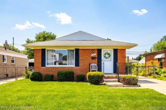 23931 Ada Avenue, Warren, MI 48091 (MLS #R2210061984) :: Berkshire Hathaway HomeServices Snyder & Company, Realtors®
