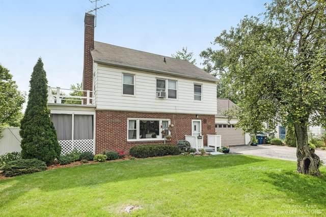 1652 N Maple Road, Ann Arbor, MI 48103 (MLS #3282983) :: Berkshire Hathaway HomeServices Snyder & Company, Realtors®