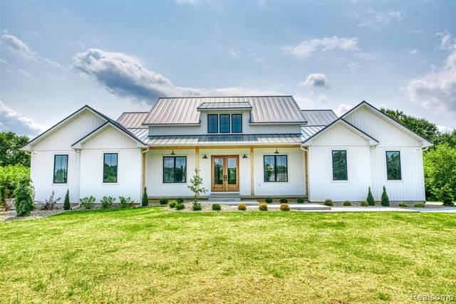 6811 N Price Lake Drive, Jackson, MI 49201 (MLS #R2210061017) :: Berkshire Hathaway HomeServices Snyder & Company, Realtors®