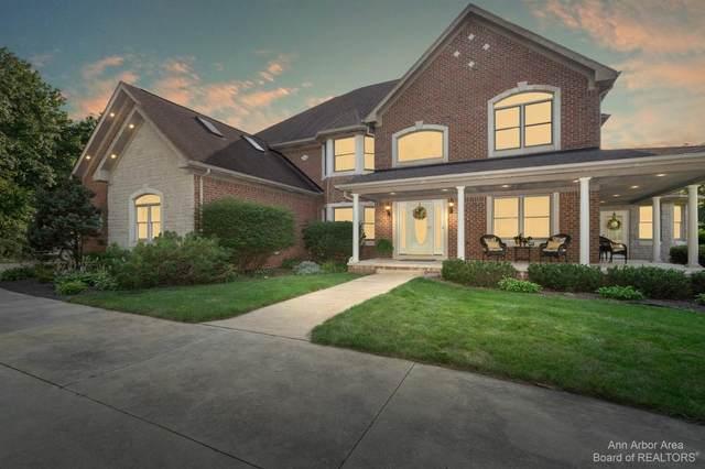 5557 Cobble Lane, Dexter, MI 48130 (MLS #3282982) :: Berkshire Hathaway HomeServices Snyder & Company, Realtors®
