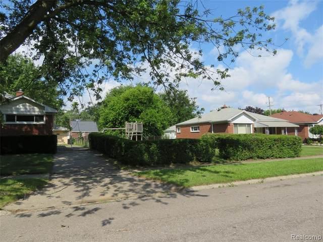 0 Shenandoah, Allen Park, MI 48101 (MLS #R2210062097) :: Berkshire Hathaway HomeServices Snyder & Company, Realtors®