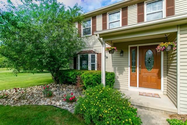 5577 Pebble Ridge Court, Ann Arbor, MI 48108 (MLS #3283042) :: Berkshire Hathaway HomeServices Snyder & Company, Realtors®