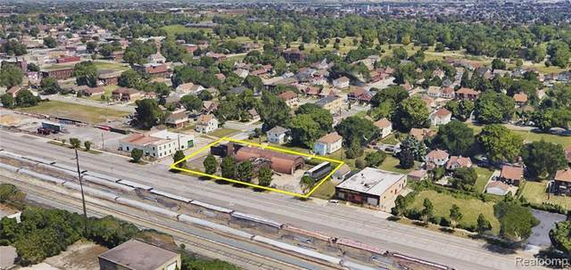 1580 Industrial Street, Dearborn, MI 48120 (MLS #R2210062394) :: Berkshire Hathaway HomeServices Snyder & Company, Realtors®
