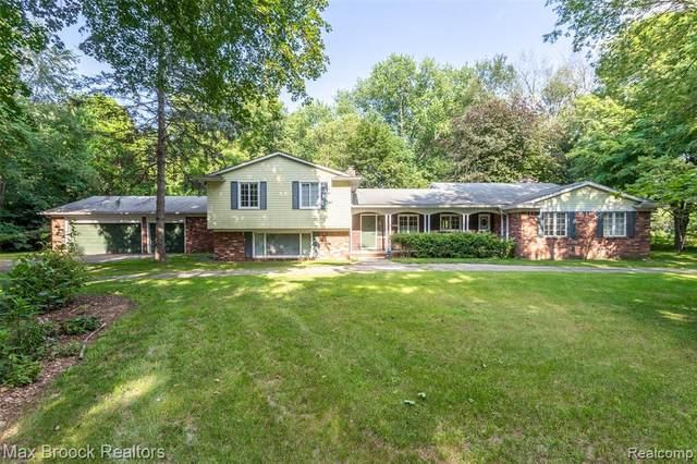 32420 Romsey Road, Franklin, MI 48025 (MLS #R2210061478) :: Berkshire Hathaway HomeServices Snyder & Company, Realtors®
