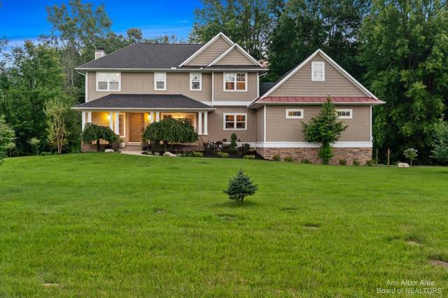 9740 Huron Creek Drive, Dexter, MI 48130 (MLS #3283016) :: Berkshire Hathaway HomeServices Snyder & Company, Realtors®