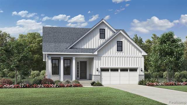 57949 Stoneleigh Drive, South Lyon, MI 48178 (MLS #R2210062641) :: Berkshire Hathaway HomeServices Snyder & Company, Realtors®