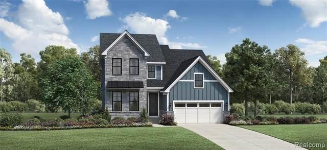 23979 Lyon Preserve Trail, South Lyon, MI 48178 (MLS #R2210062648) :: Berkshire Hathaway HomeServices Snyder & Company, Realtors®