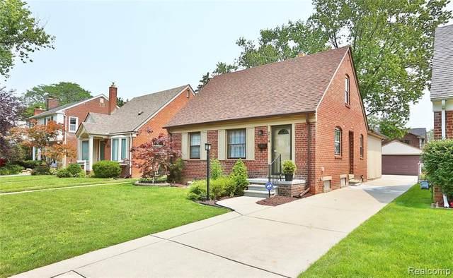 204 N Franklin Street, Dearborn, MI 48128 (MLS #R2210062592) :: Berkshire Hathaway HomeServices Snyder & Company, Realtors®