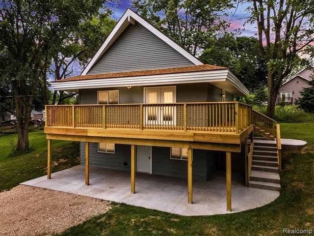 515 S Wrenwood Avenue, Jackson, MI 49201 (MLS #R2210062788) :: Berkshire Hathaway HomeServices Snyder & Company, Realtors®